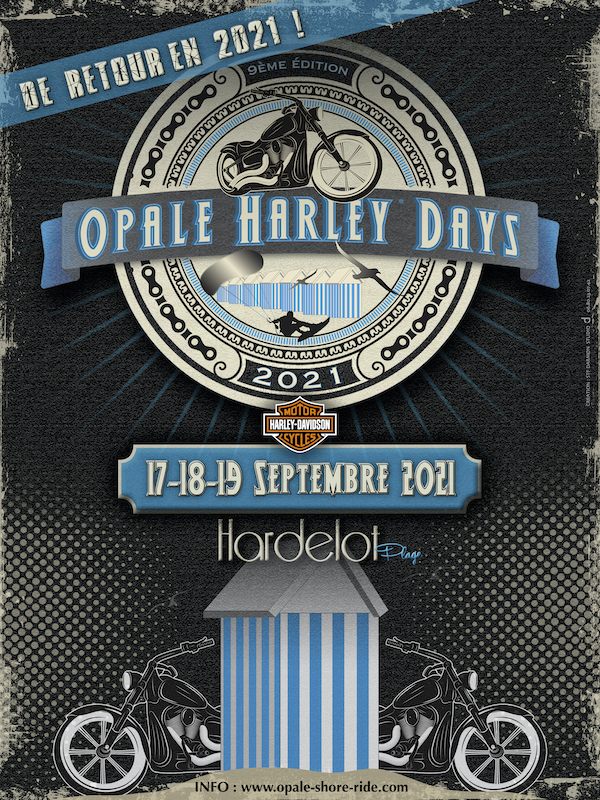 Opale Shore Ride Accueil